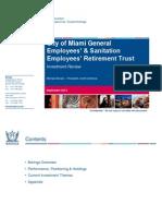 Barings to Miami Pension Plan