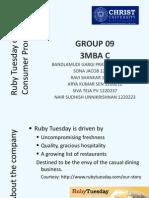 MRKT Group09 RubyTuesdayCaseStudy