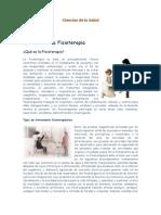 CIENCIAS DE LA SALUD HISTORIA DE LA FISIOTERAPIA.doc