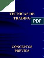 Tecnicas de Trading