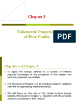 Chapter 3 (1) (Volumetric Properties)