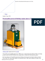 » Blog Archive » Wood Pellet Powered Stirling Engine Micro-CHP