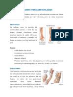 Traumas Osteomusculares