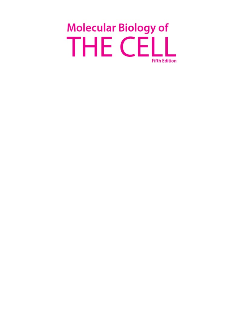 Molecular biology of the cell 5th edition dna gene fandeluxe Images