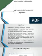 Algoritmo, Estructuras y Programación i