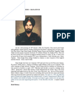 Siachen Hero Bana Singh