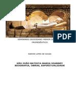 São João Batista Maria Vianney – Biografia, Obras, Espiritualidade – Edemir Lopes de Souza.pdf