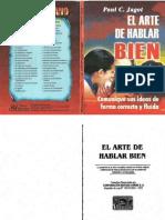 157248983 Jagot Paul El Arte de Hablar Bien PDF