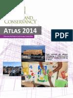 2014 Urban Land Conservancy Atlas