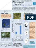 Research Poster on P. lobata