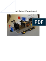 6wheel Robot Experiment