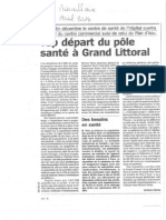 Article La Marseillaise - 17 Avril 2014