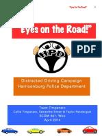 campaign proposal book