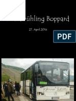 Weinfrühling Boppard 27.04.2014