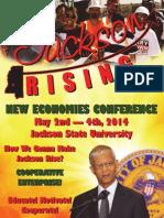 Jackson Rising Final Program - Spread View