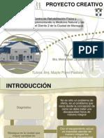 Centro de Rehabilitación Física y Relajamiento Corporal - Monografia ARQUITECTURA