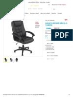Kancelářské Křeslo - Otočné Židle - Produkty
