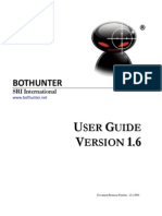BotHunter UserManual 1.6
