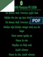 Mars TBMM Panacea FK UGM