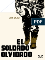 Sajer, Guy - El Soldado Olvidado [14450] (r1.0 Quimeras)