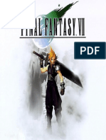 Final Fantasy 7 - Walkthrough + Guide