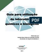 Guia Para Utilização de Laboratórios Químicos e Biológicos