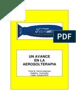 Un Avance en La Aerosolterapia Víctor M. Falconi Espinosa