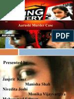AARUSHI MURDER MYSTERY