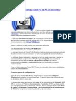 Virtual WiFi Router- Convierte Tu PC en Un Router Inalámbrico