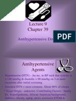 Antihypertensives