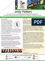 Family Matters-Spring 2014