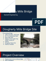 Final Presentation Dougherty Mills Bridge