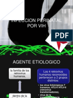 Infeccion Perinatal de Vih