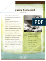 magazine cartoonist project
