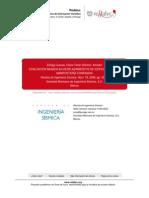 Evalucion de Edifcicaiones Mamposteria Confinada Metodo Columna Ancha