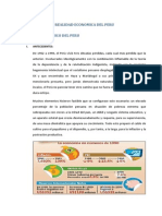Realidad Economica Del Peru