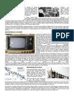 Breve Historia de La Computadora, Televisor y Celular