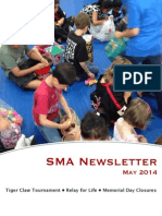 May '14 SMA Newsletter