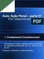 Direito Processual Penal 1