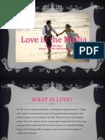 love in media