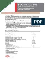 Kalrez 0090 Data Sheet