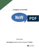 Dutch Norwegian