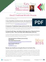 Supervisor Tang's May 2014 Newsletter