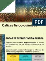 CALIZAS FÍSICO-QUÍMICAS