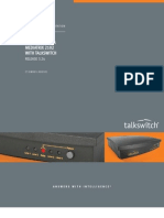 Mediatrix 2102 Configuration Guide