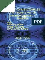Formas Convencionales y Alternativas de Generacion de La[1]