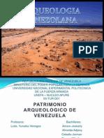 Patrimonio Arqueologico de Venezuela