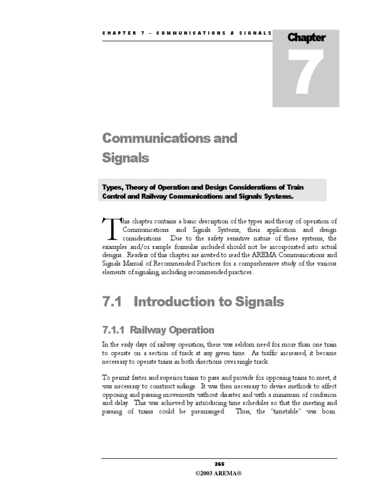 pg chapter 7 relay electrical resistance and conductance rh scribd com 2000 arema communications & signals manual 2000 arema communications & signals manual