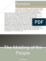 the molding of the people ppt