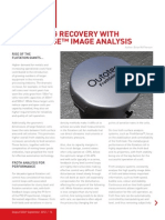 Maximising Recovery With Frothsense Image Analysis